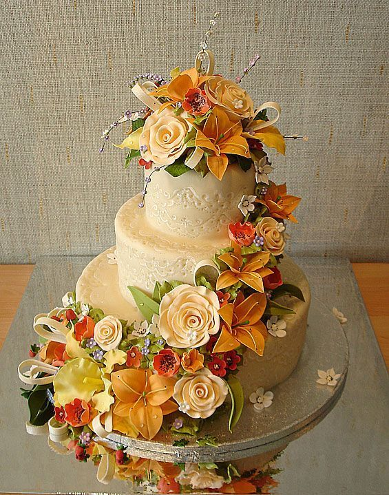 pics of most beautiful wedding cakes the most beautiful wedding cakes 35 pics 18342