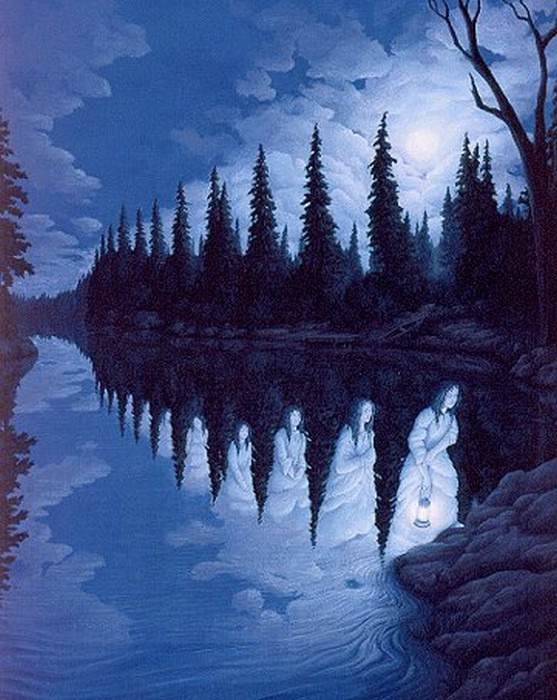 pinturas de ilusion