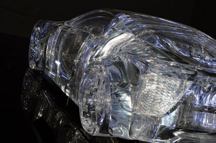 Transparent Lexus (14 pics)
