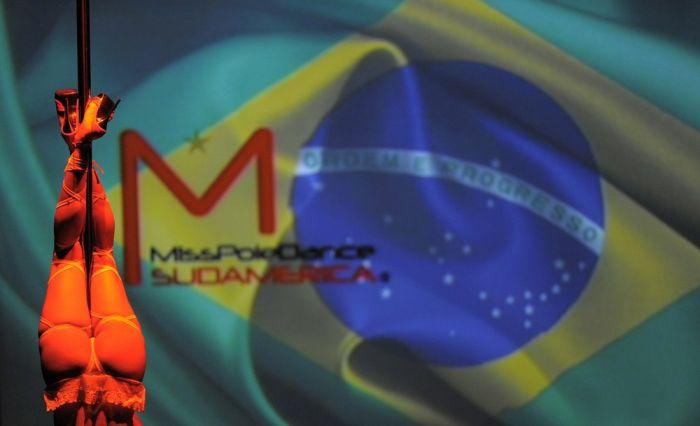 Miss Pole Dance South America (12 pics)