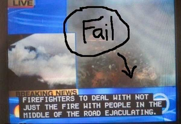 Funny News Caption Mistakes (21 pics)