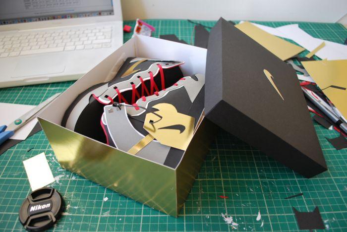 Unusual Sneakers (8 pics)