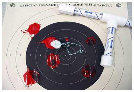 Tampax-Gun (7 pics)