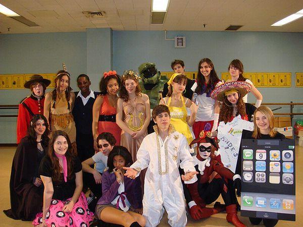 Gadget Halloween Costumes (26 pics)