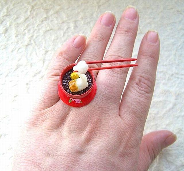 Food Rings (18 pics)