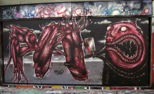 Great Graffiti Art (281 pics)