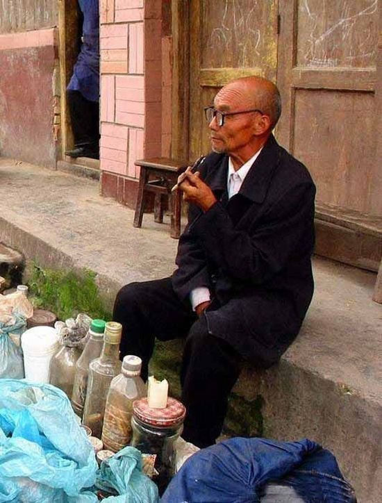 Street Medicine In China (7 pics)
