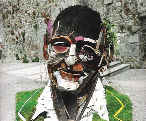 Amazing Trash Art by Bernard Pras (21 pics)