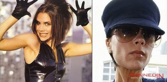 Celebs. Then and now. One more time (46 pics)