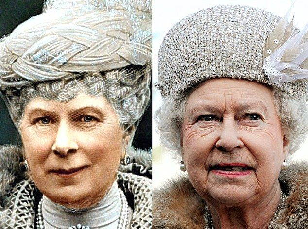 The Royal Family Lookalikes (16 pics)