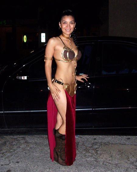 Sexy Princess Leia Costumes (52 pics)