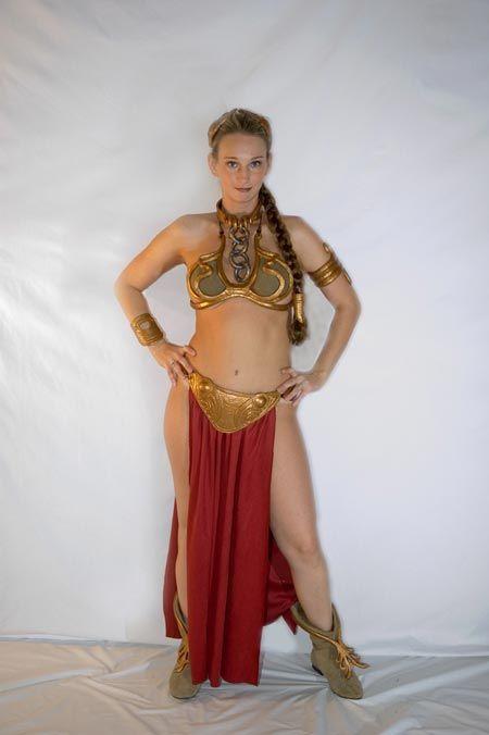 Sexy Princess Leia Costumes 52 Pics-1043