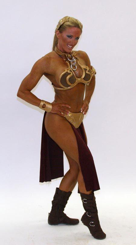 Sexy Princess Leia Costumes 52 Pics-8962