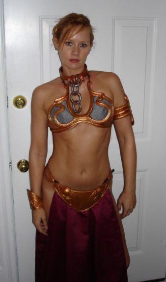 Sexy Princess Leia Costumes 52 Pics-9822