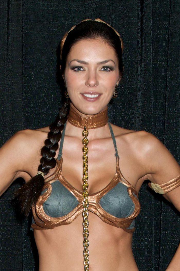Sexy Princess Leia Costumes 52 Pics-5958
