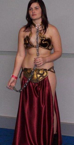Sexy Princess Leia Costumes 52 Pics-7025
