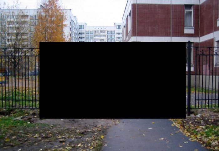 Fence Placement Fail (3 pics)