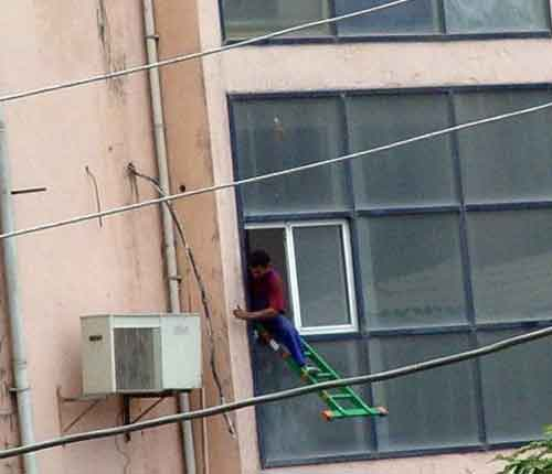 How To Fix Air-conditioning (9 pics)