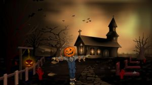 Halloween Night Escape