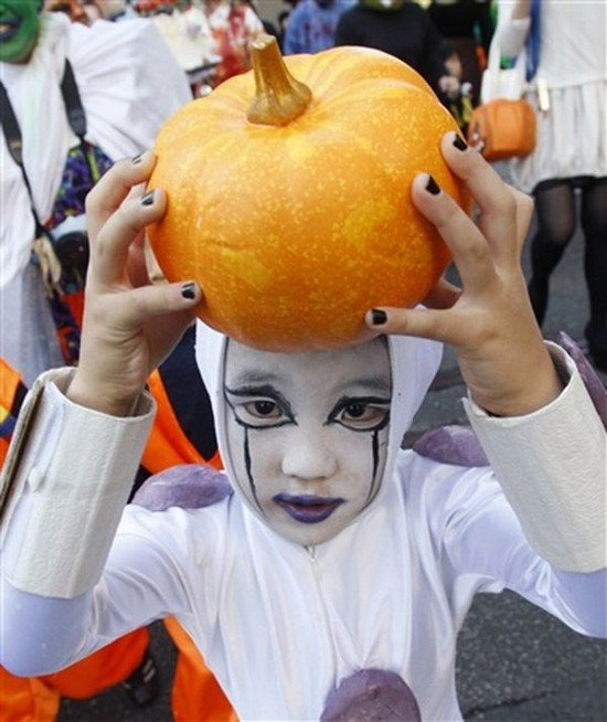 Halloween in Japan (36 pics)