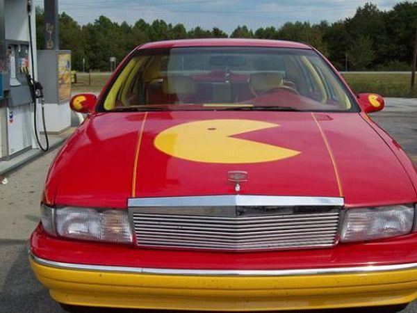 Pacman Car (5 pics)