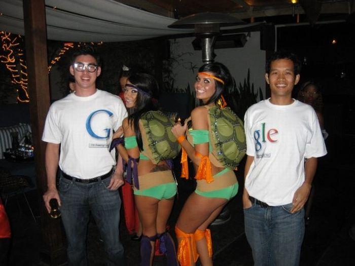 The Best Halloween Costume Ever (5 pics)