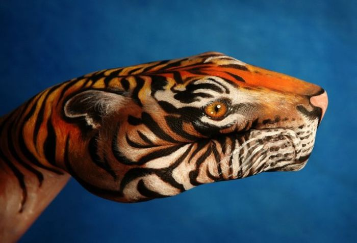 The Best of Hand Paintings (44 pics)