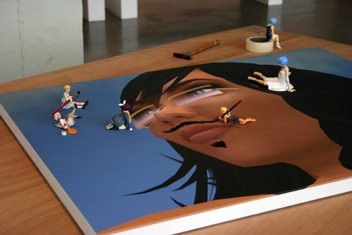 Comic Art Gallery (26 pics)