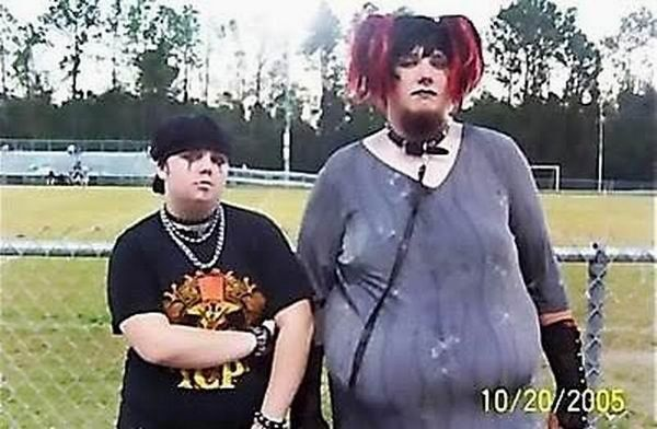 Strange and Funny Couples (15 pics)
