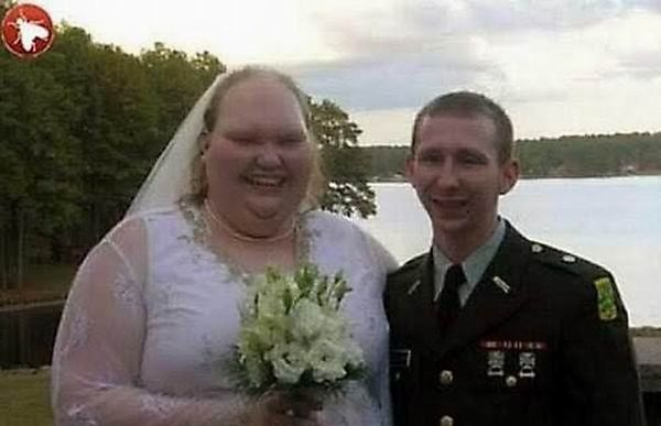 Strange and Funny Couples (15 pics)