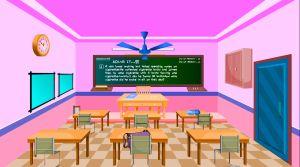 Puzzle Class Room Escape