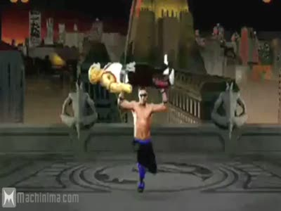 Rejected Mortal Kombat Fatalities