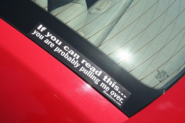 Funny Bumper Stickers (60 pics)