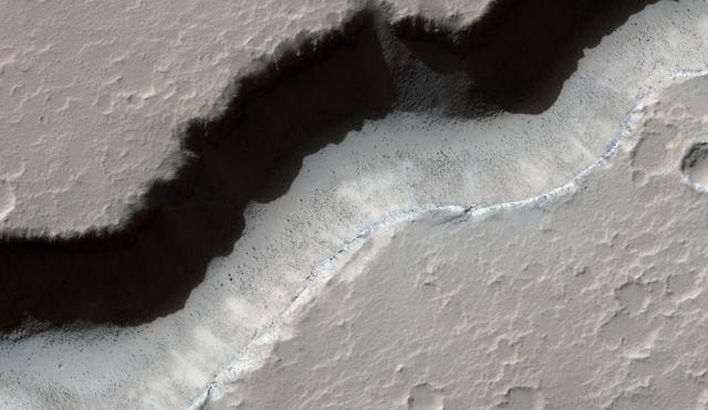 paisajes de  el planeta martes
