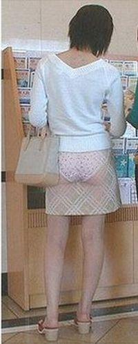 See-Thru Skirts (9 pics)