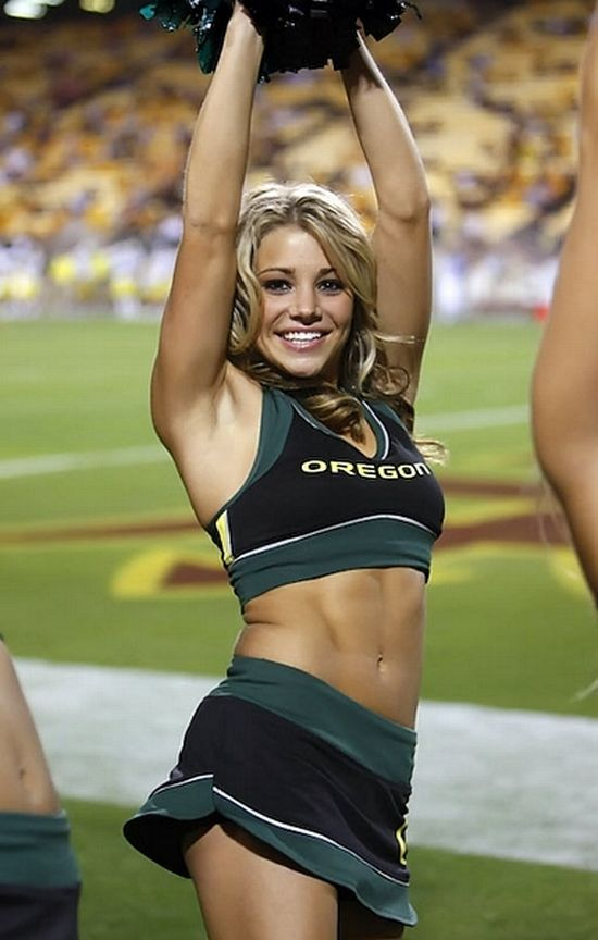 Hottest Female Sports Uniforms (60 pics)