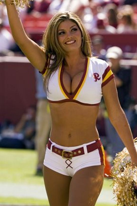 50 hottest women of sports accept