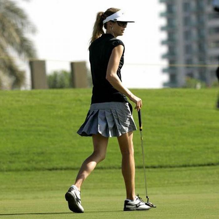 Hottest Female Sports Uniforms (60 pics)