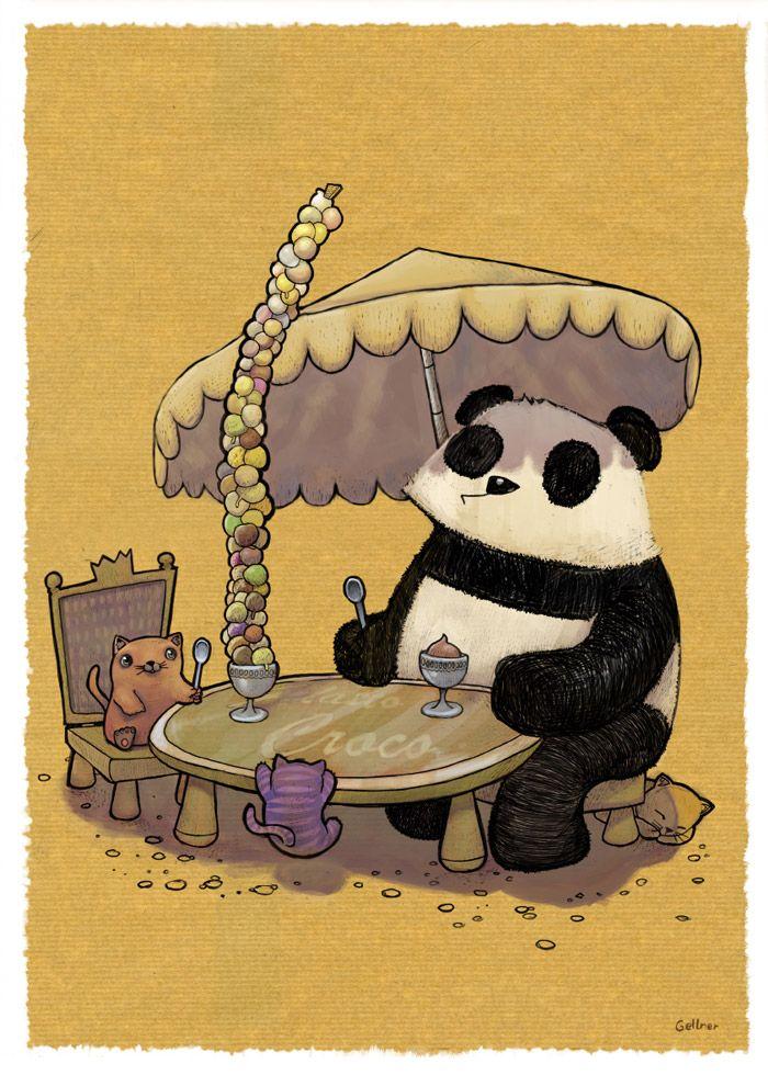 Funny Pandas (25 pics)