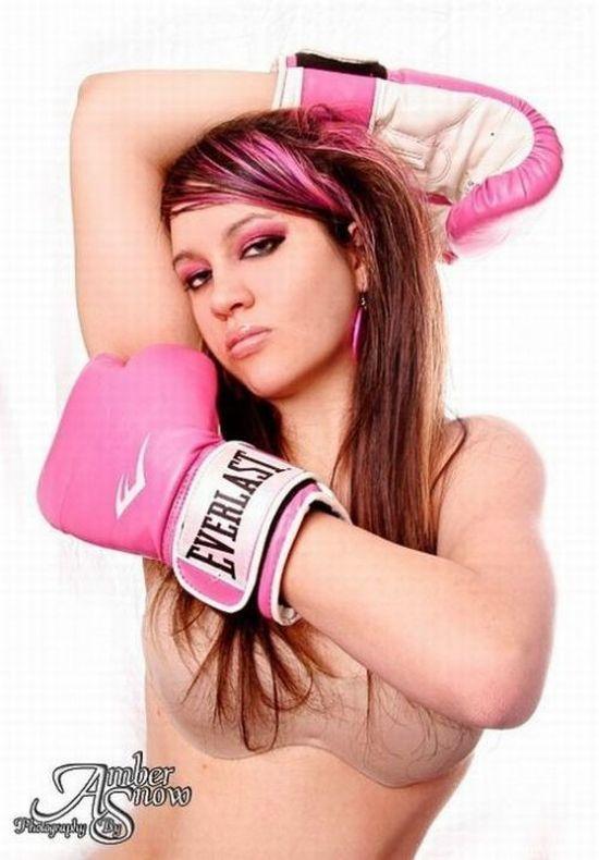 Sexy Boxing (48 pics)