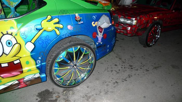 WOW Wheels (27 pics)