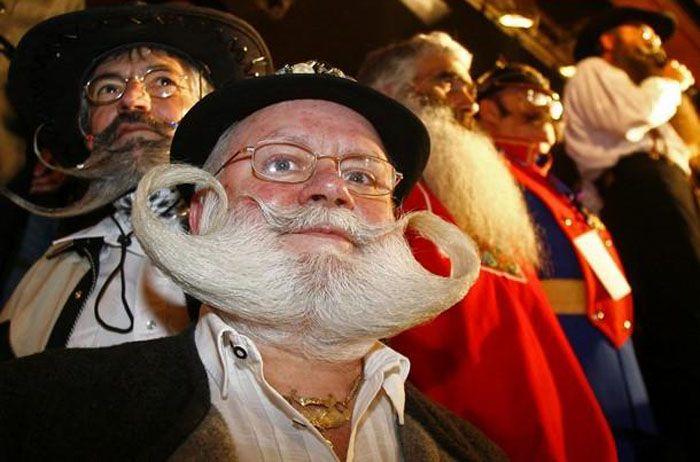 The Coolest Beards (34 pics)