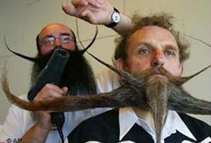 The Coolest Beards (34 pics)