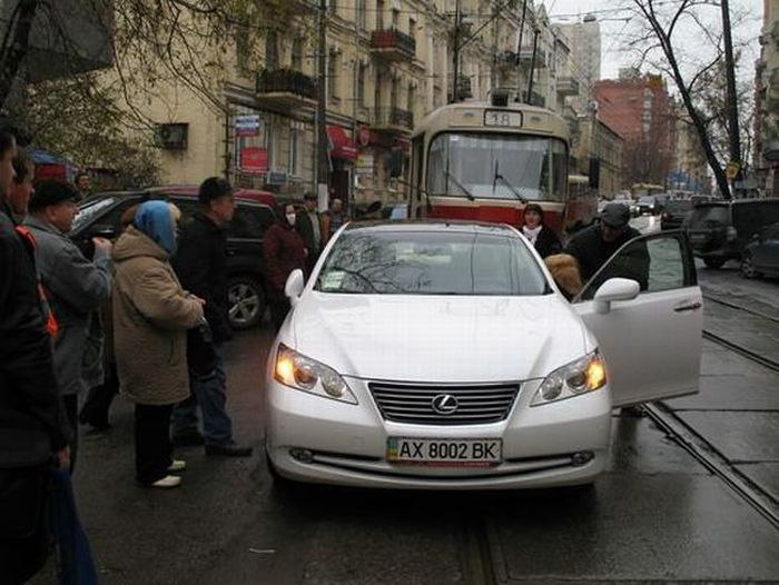 Stupid Driver (5 pics)
