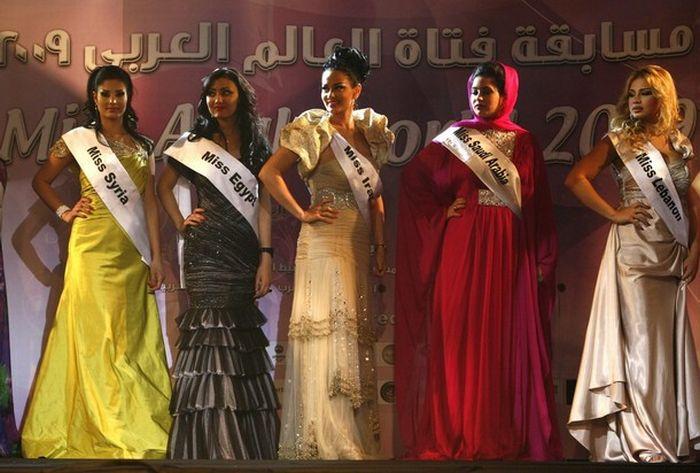 Miss Arab World 2009 (10 pics)