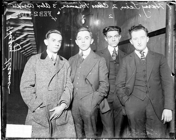 The Photos of Chicago Criminals (1900-1919) (129 pics)