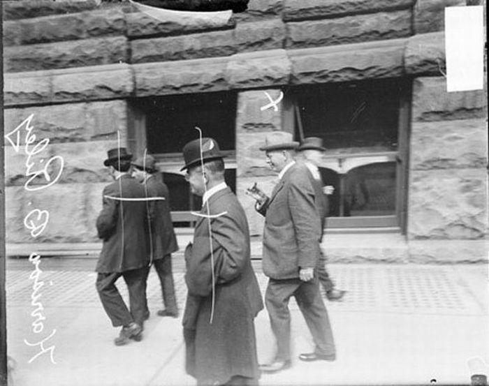 The Photos of Chicago Criminals (1900-1919) (129 pics)
