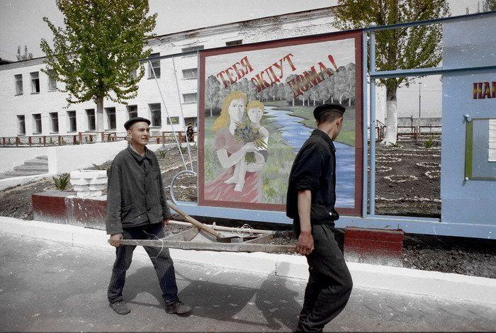 Male Juvenile's Prison in Russia (19 pics)