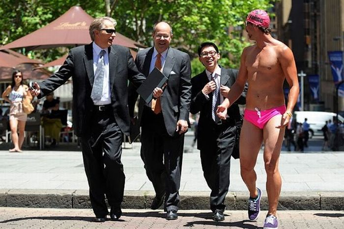 Swimsuit Parade in Sydney (23 pics)
