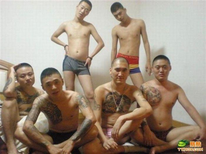 black gay gangsters